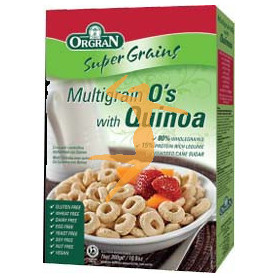 O&#039;S CON QUINOA MULTICEREALES                ORGRAN