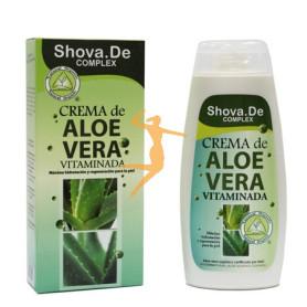 CREMA ALOE VERA COMPLEX 250Ml. SHOVA.DE