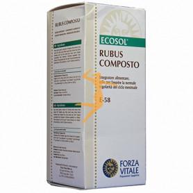 RUBUS COMPOSTO 50Ml. FORZA VITALE
