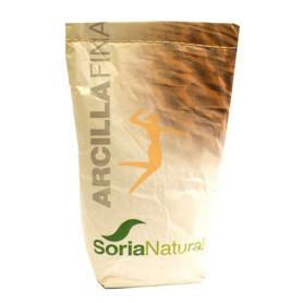 ARCILLA FINA 1Kg. SORIA NATURAL