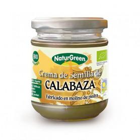 CREMA DE SEMILLA DE CALABAZA 180Gr. NATURGREEN