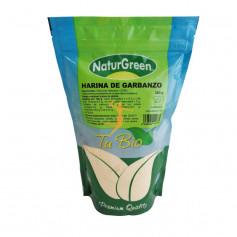 HARINA DE GARBANZO BIO 350Gr. NATURGREEN