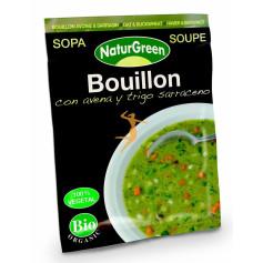 SOPA BOUILLON NATURGREEN