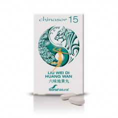 CHINASOR 15 SORIA NATURAL