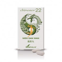 CHINASOR 22 SORIA NATURAL