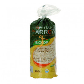 TORTITAS DE ARROZ CON SAL BIOCOP