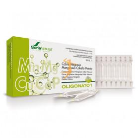 OLIGONATO 1 Cu-Mg-Mn-K-Co 28 VIALES SORIA NATURAL