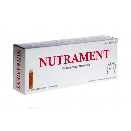 NUTRAMENT 20 VIALES MAHEN