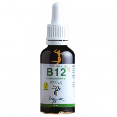 VITAMINA B12 30Ml. VEGGUNN
