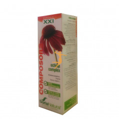 COMPOSOR 8 FORMULA XXI 50Ml. SORIA NATURAL