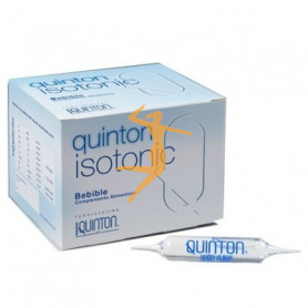 QUINTON ISOTONIC 30 AMPOLLAS