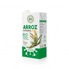 BEBIDA DE ARROZ INTEGRAL 1Lt. SOL NATURAL