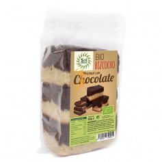 BIZCOCHO MARMOL CHOCOLATE BIO 300Gr. SOL NATURAL