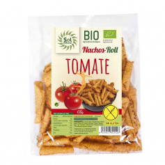 ROLL TOMATE BIO S/G 125Gr. SOL NATURAL