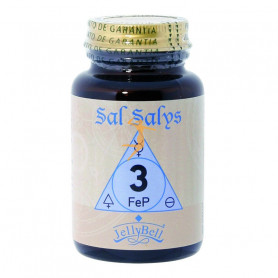SAL SALYS 3 FEP 90 COMPRIMIDOS JELLYBELL
