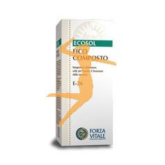 FICO COMPOSTO 50Ml. FORZA VITALE