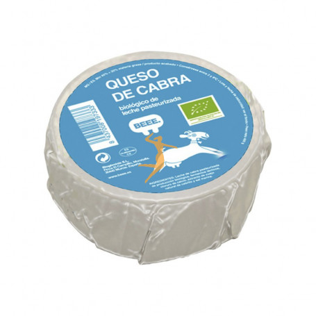QUESO DE CABRA BIO 400Gr. BEEE