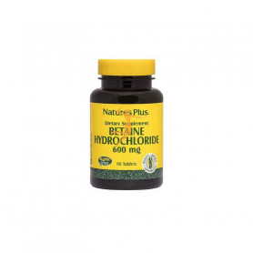 BETAINE HCL 90 COMPRIMIDOS NATURES PLUS