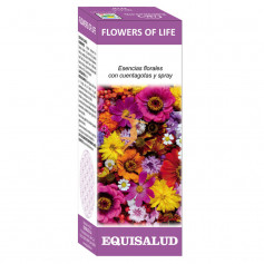 FLOWERS OF LIFE RESCATE 15Ml. EQUISALUD