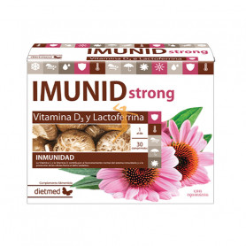 IMUNID STRONG 30 COMPRIMIDOS DIETMED