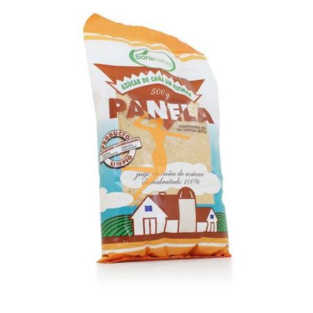PANELA 500Gr. SORIA NATURAL