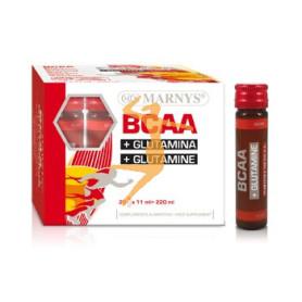 BCAA 20 VILAES MARNYS