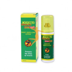 MOSQUITO BLOCK SPRAY FORTE 100Ml. TREPAT DIET - ESI