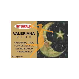 VALERIANA PLUS 60 CAPSULAS INTEGRALIA