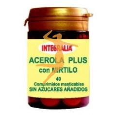 ACEROLA PLUS CON MIRTILO INTEGRALIA
