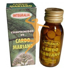CARDO MARIANO COMPRIMIDOS INTEGRALIA