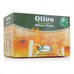INFUSIONES OLIVO SORIA NATURAL