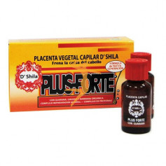 PLACENTA PLUS FORTE 4x25Ml. SHILA