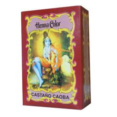 HENNA CASTAÑO CAOBA RADHE SHYAM