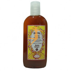 CHAMPÚ HENNA COLOR CAOBA 250Ml. RADHE SHYAM