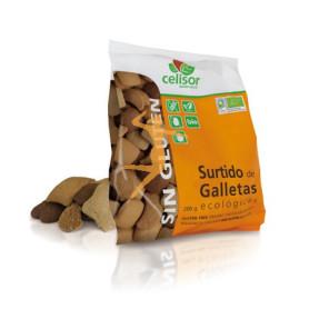 SURTIDO DE GALLETAS 200Gr. BIO CELISOR