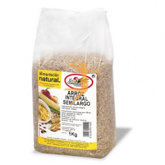 ARROZ INTEGRAL SEMILARGO 1Kg. EL GRANERO