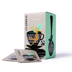 INFUSIONES PEPPERMINT 20 FILTROS CLIPPER