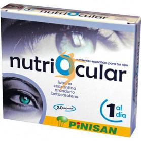 NUTRIOCULAR 30 CÁPSULAS PINISAN