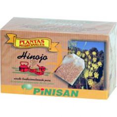 INFUSIONES DE HINOJO 20 FILTROS PINISAN
