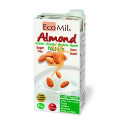 ECOMIL ALMENDRA NATURE BIO 1Lt. NUTRIOPS