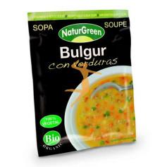 SOPA BULGUR CON VERDURAS BIO NATURGREEN