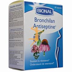 BRONCHILAN ANTISEPTINE 40 CÁPSULAS BIONAL