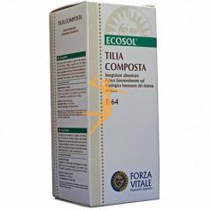 TILIA COMPOSTA 50Ml. FORZA VITALE