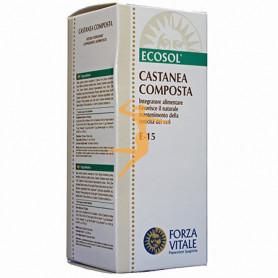 CASTANEA COMPOSTA 50Ml. FORZA VITALE