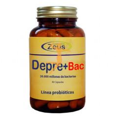 DEPRE + BAC (psicobiotic) 30 CÁPSULAS ZEUS