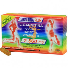 CARNITINA PLUS ROBIS
