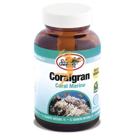 CORALGRAN 60 CÁPSULAS EL GRANERO