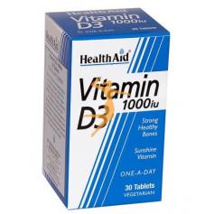 VITAMINA D3 1000UI HEALTH AID