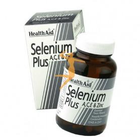 SELENIUM PLUS A-C-E Y ZINC HEALTH AID