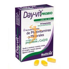 DAY VIT PROBIO CON PROBIÓTICOS Y CoQ10 HEALTH AID
